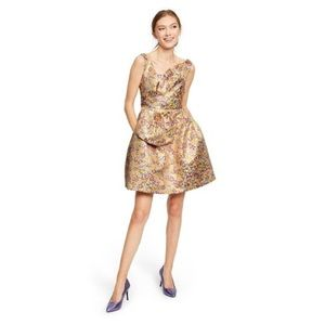 Zac Posen for Target floral print sleeveless dress